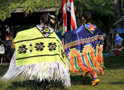 32nd Annual Pow Wow August 16-18, 2019