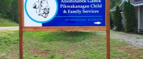 Anishinabek Gamik Pikwakanagan Child & Family Services