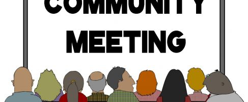 Community Meeting Notice