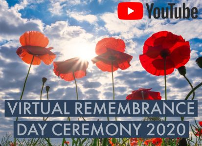 Virtual Remembrance Day Ceremony