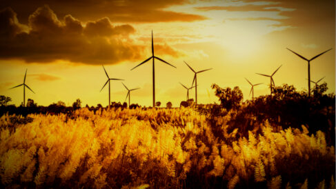 Nation Rise Wind Farm is Operational; EDP Renewables Sells Majority Stake in Project to AOPFN's Chi-Nodin LP